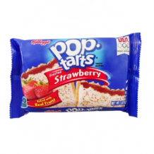 Kellogg's Pop Tarts Frosted Strawberry 2 Pack